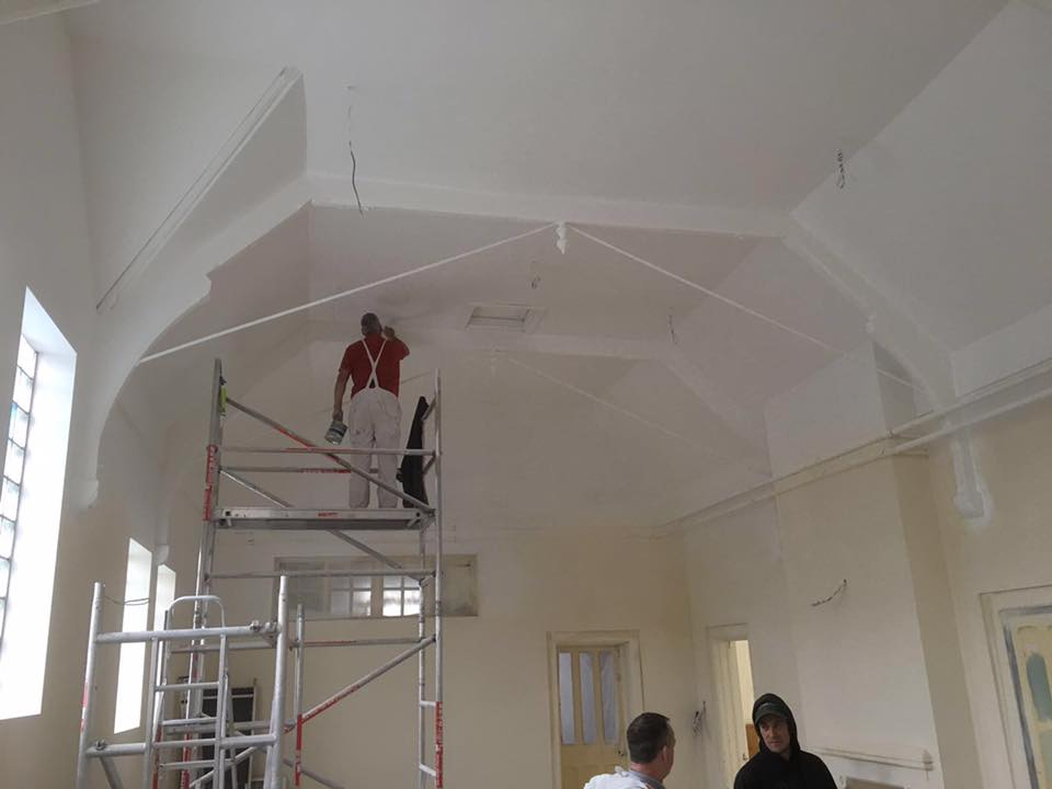 Exhall Community Centre Refurbishment