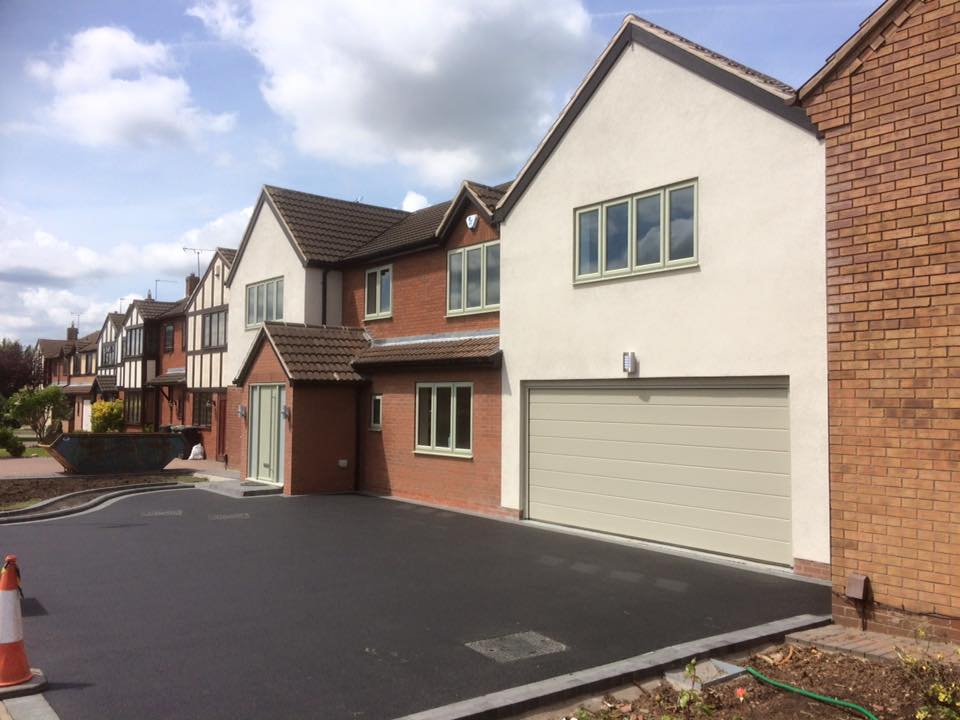 Multiple Extensions To Front Of Property