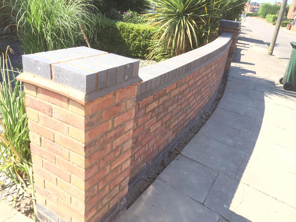 Boundary Wall Coventry 4