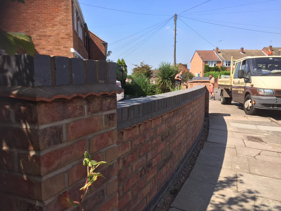 Boundary Wall Coventry 6